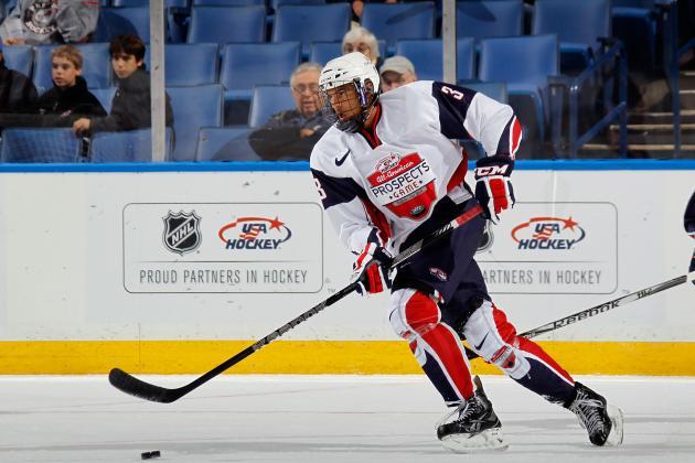 2013 NHL Mock Draft: Picking Best Fits for Each Team
