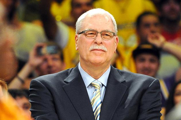 Phil Jackson Reportedly Told Lakers He Had Prostate Cancer During 2011 Playoffs