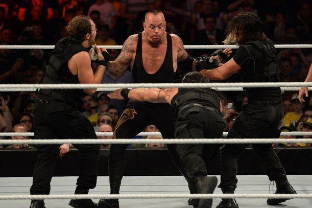WWE SmackDown: Is The Shield Being Positioned to End the Undertaker's Streak?