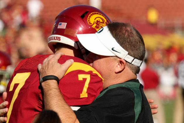 Matt Barkley's Accuracy Is All the Rage for Chip Kelly