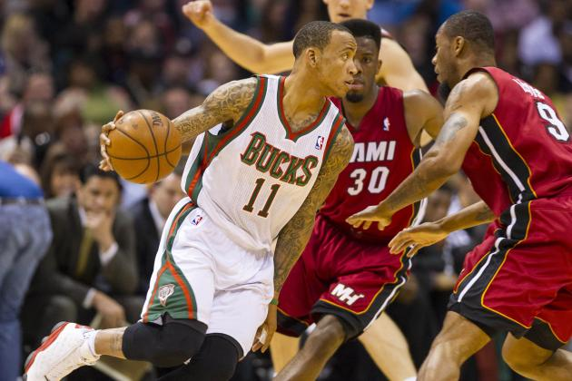Monta Ellis Rumors: Where We Stand with Chatter Surrounding Bucks Star