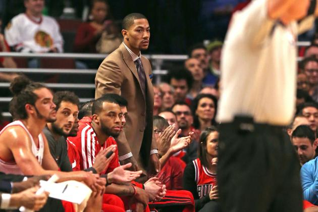 Derrick Rose Should Not Let Bulls' Success Dictate Return to Action