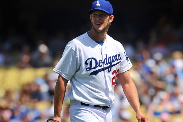Kershaw Doesn't Do Slumps
