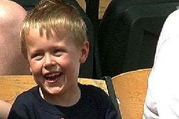 Young Kid Ecstatic After Getting Gifted a Foul Ball