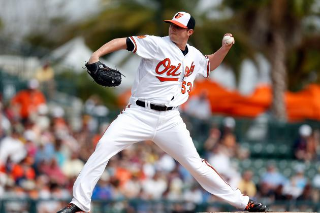 Zach Britton Prepared to Make First MLB Start of Season vs. Mariners