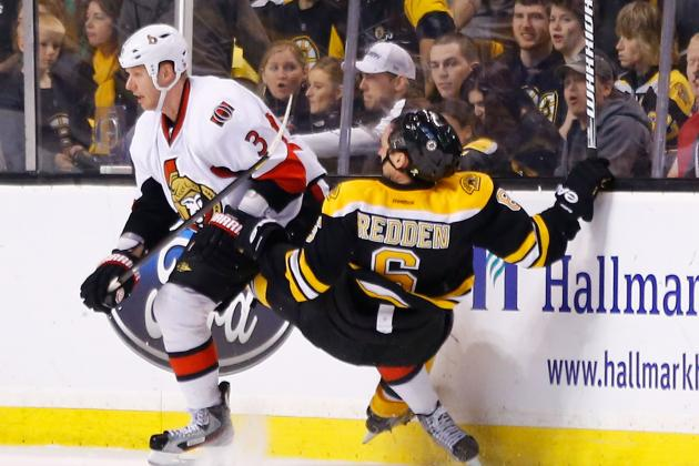 Sens Top Bruins in Finale as Playoff Picture Set