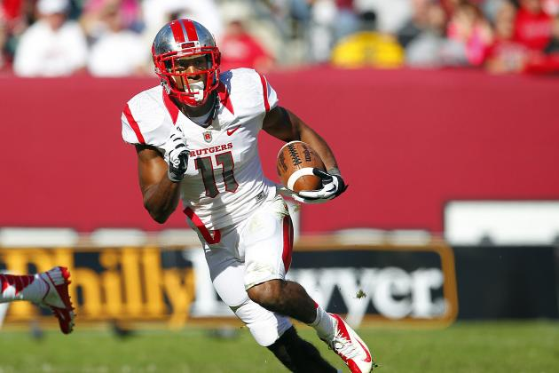 Rutgers Football: Solid Showing at Draft Is Evidence of Program's Improvement