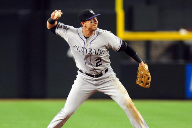 Rockies' Loss at Arizona Hurts Even More After Tulowitzki Injured