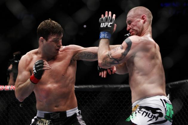 Michael Bisping vs. Alan Belcher Full Fight Technical Breakdown