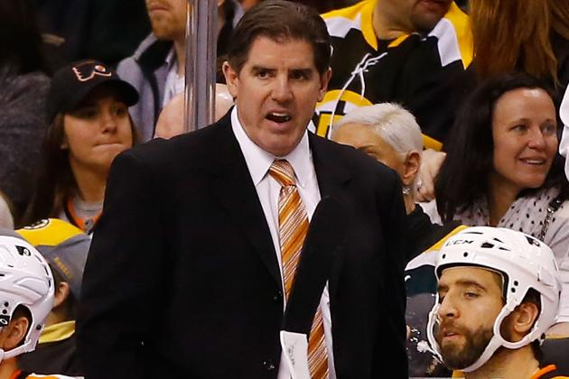 Flyers GM: 'Peter Laviolette Is the Coach'