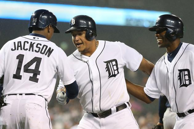 Tigers Complete Sweep of Braves