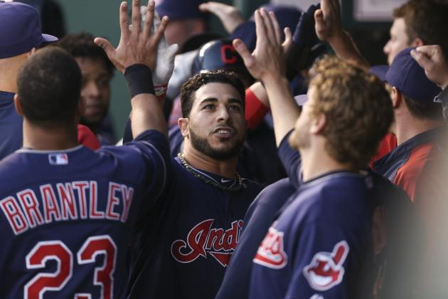 Indians 10, Royals 3 (Game 2)