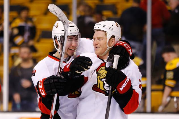 Senators Take Seventh Seed, Give Habs Northeast Title with Win vs. Bruins
