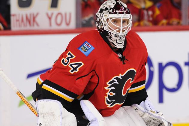 Kiprusoff Absent to Talk About Future