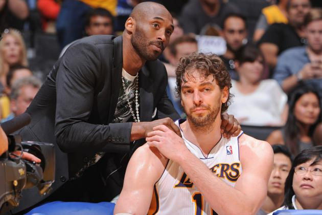 What's Next for Los Angeles Lakers After 2013 NBA Playoff Exit?