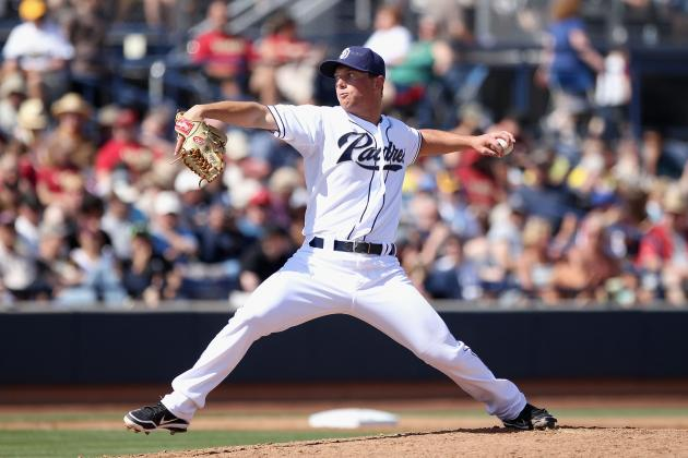 Stock Up, Stock Down for San Diego Padres' Top 10 Prospects for Week of April 22