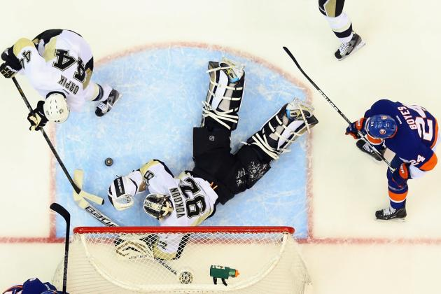NHL Playoff Schedule 2013: When and Where to Watch Every Series' First Game