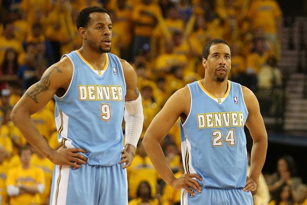 Is It Too Late for the Denver Nuggets in the 2013 NBA Playoffs?