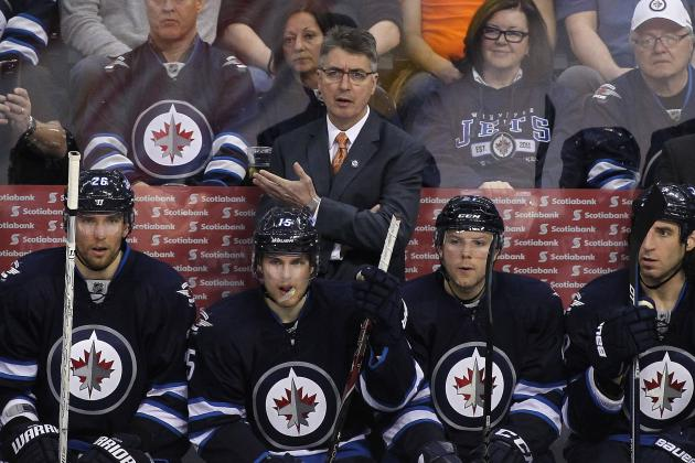Winnipeg Jets: Things to Consider with the Jets' 2013 Season Coming to an End