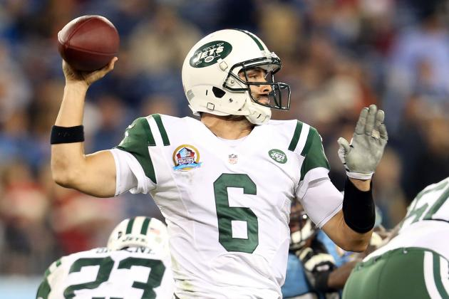 New York Jets Should Give Mark Sanchez 1 More Season