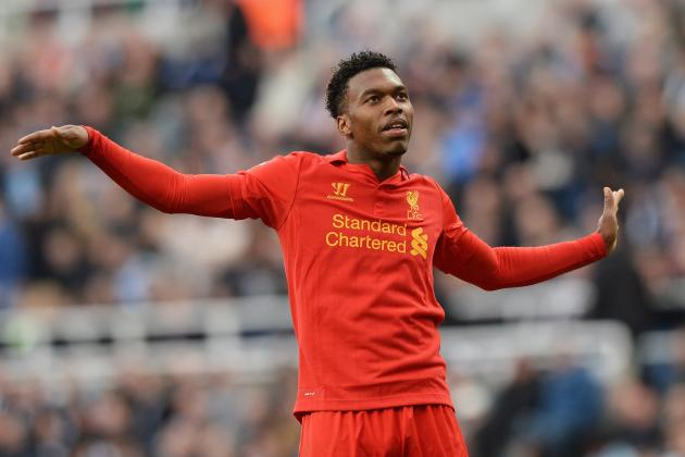 Daniel Sturridge Is Looking Like a Future Liverpool Star