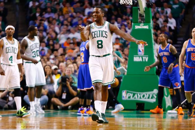 Boston Celtics Fans Have a Serious Man Crush on Jeff Green