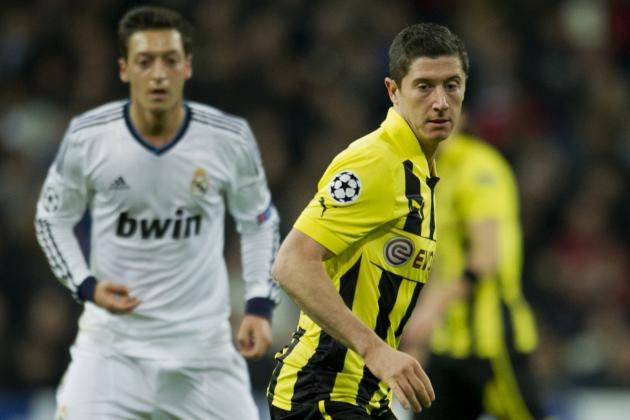 Real Madrid vs. Borussia Dortmund: Where the Game Will Be Won