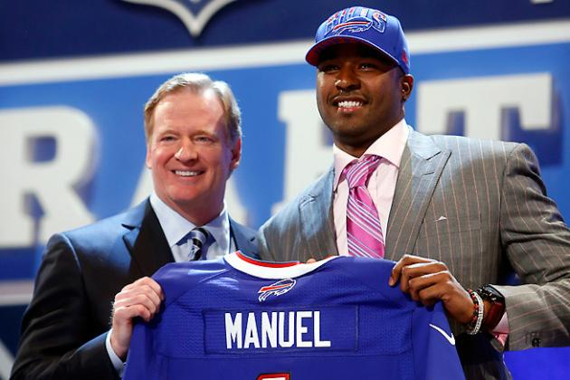 Why E.J. Manuel Was the Best Pick in the 2013 NFL Draft