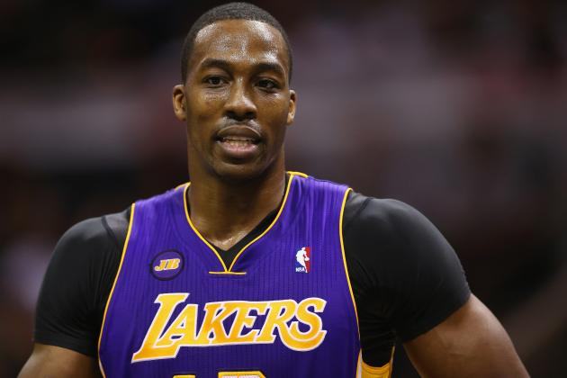Dwight Howard Vows Responsibility, Thanks Lakers Fans on Twitter