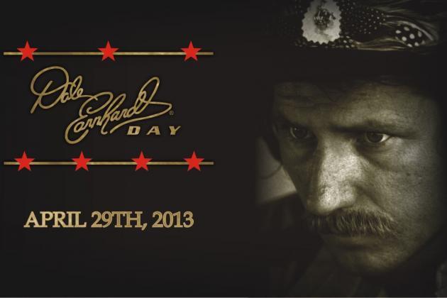 Dale Earnhardt Day Set for April 29