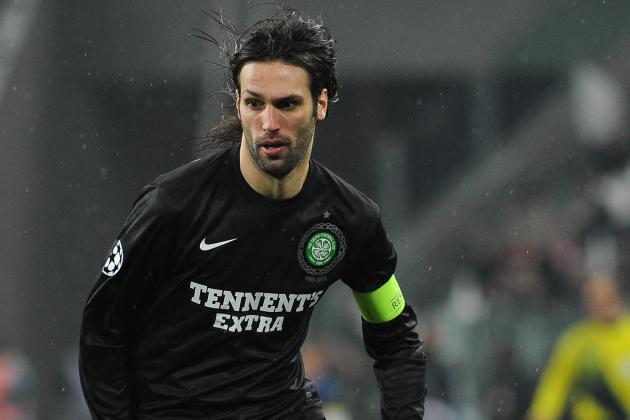 Celtic Supporters Vote Georgios Samaras as Their Player of the Year