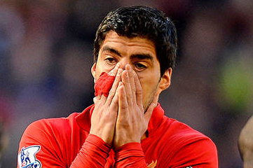 Suarez Booed at PFA Awards
