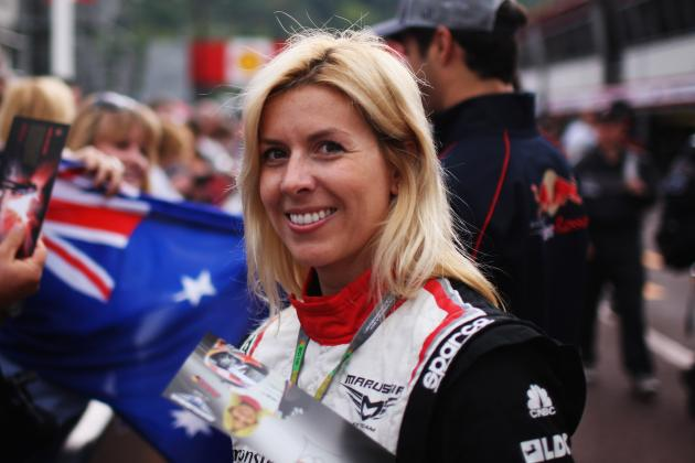 "De Villota Still ""Limited"" by F1 Crash Injuries"