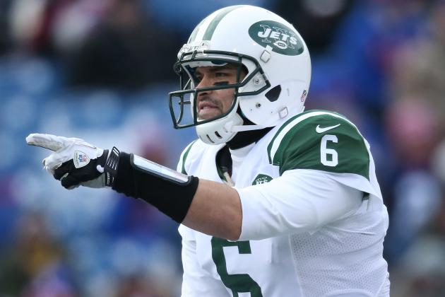 Report:  Jets Will Keep Sanchez into Preseason