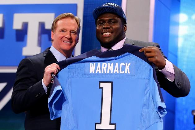 For Titans, Experience Counts in Terms of Which Players to Draft