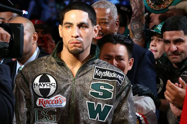Danny Garcia Eyes Move to 147 in the Near Future