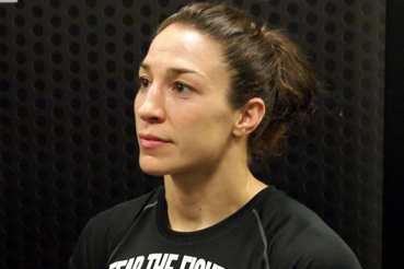 Sara McMann Agreed with UFC 159 Boos, Ref's Standup