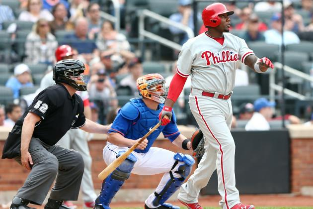 Key Error Dooms Mets vs. Phils