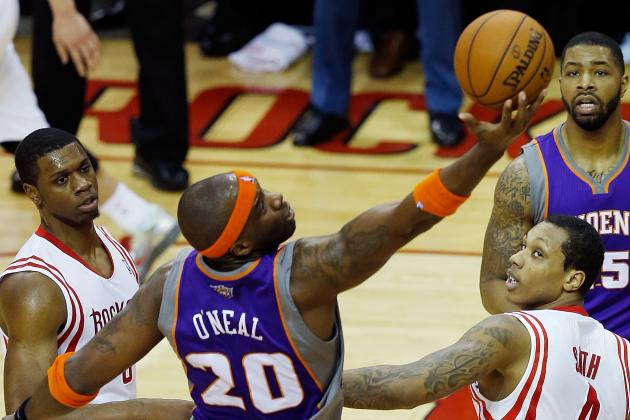 Jermaine O'Neal Interested in Signing with Blazers