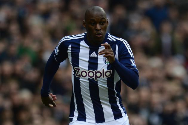 Marc-Antoine Fortune Hoping to Earn New Contract at West Brom