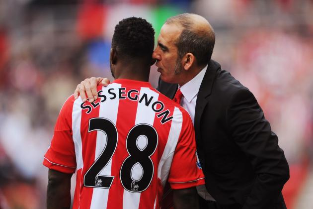 Stephane Sessegnon Happy at Sunderland and Flourishing Under Paolo Di Canio