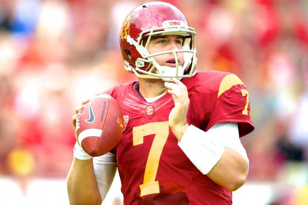 Breaking Down the Anatomy of Matt Barkley's Draft Day Fall