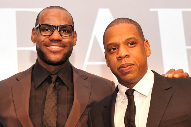 LeBron Unlikely to Sign with Jay-Z