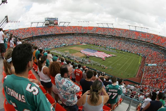 Fins Stadium Bill Stalls in Florida House; Future Uncertain
