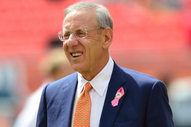 Ross Blames Sparano for Dolphins Dysfunction