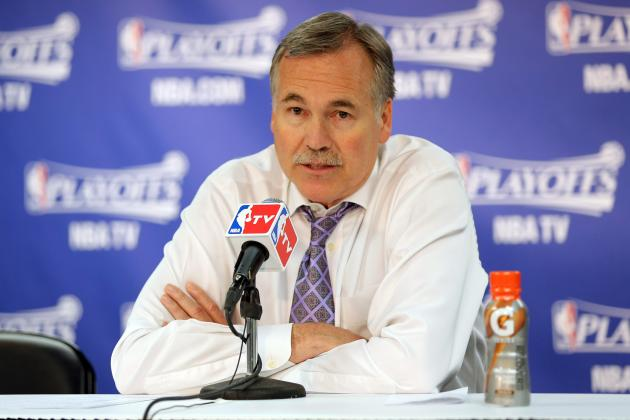 Mike D'Antoni Proud of Team, Despite 'Doomed' Season