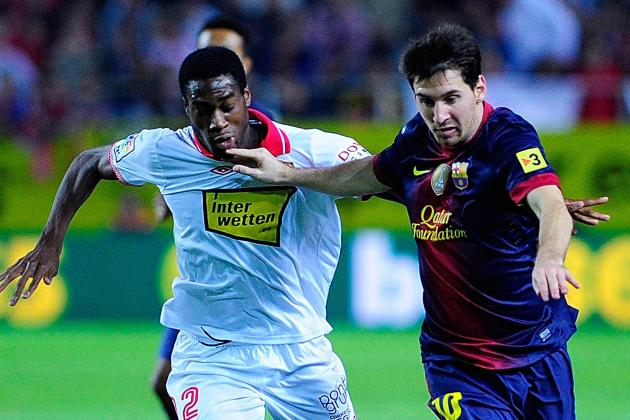 Transfer News: Arsenal in the Market for Sevilla Star Geoffrey Kondogbia