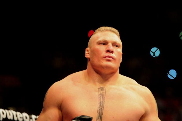 WWE Extreme Rules 2013: Can Brock Lesnar Top His Match from Last Year's Show?