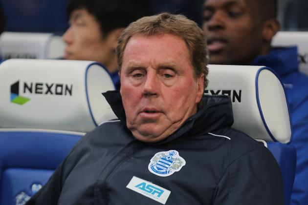 QPR to Make an Announcement on Harry Redknapp's Future in the Next 24 Hours