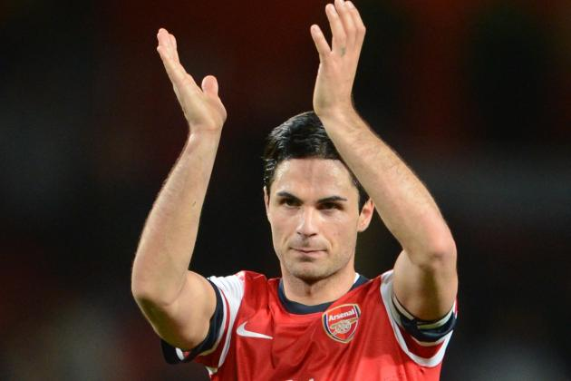Mikel Arteta Urges Push for Champions League Berth